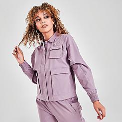 Women's Nike Sportswear Swoosh Woven Jacket