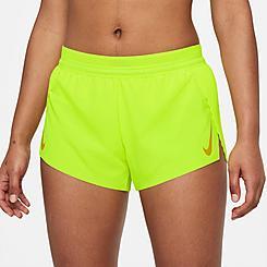 Women's Nike AeroSwift Running Shorts