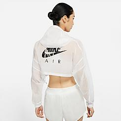 Women's Nike Air Cropped Jacket