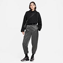 Women's Nike Sportswear Tech Pack Woven Mesh High-Rise Jogger Pants