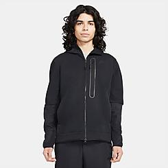 Nike Sportswear Tech Fleece Woven Full-Zip Hoodie