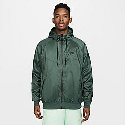 Men's Nike Sportswear Windrunner Woven Hooded Jacket
