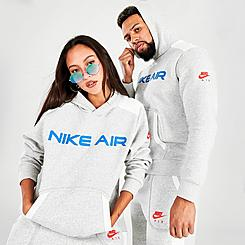 Men's Nike Air Chest Hit Fleece Hoodie