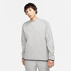Men's Nike Sportswear Grind Tech Fleece Crewneck Sweatshirt