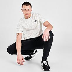 Men's Nike Sportswear Camo Club T-Shirt