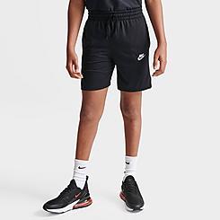 Boys' Nike Sportswear Jersey Shorts