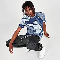 Men's Nike Sportswear Dri-FIT Graphic City Made T-Shirt