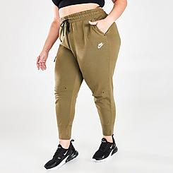 Women's Nike Sportswear Tech Fleece Jogger Pants (Plus Size)
