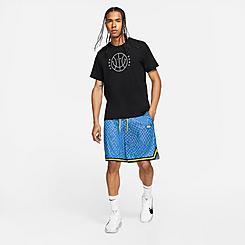 Men's Nike DNA Seasonal Graphic Basketball Shorts