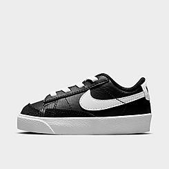 Kids' Toddler Nike Blazer Low '77 Casual Shoes