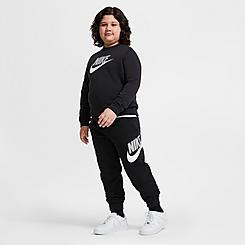 Kids' Nike Sportswear Club Fleece Jogger Pants (Plus Size)