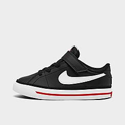 Kids' Toddler Nike Court Legacy Casual Shoes