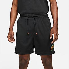 Men's Nike Giannis Freak Mesh Basketball Shorts