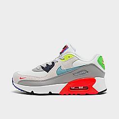 Little Kids' Nike Air Max 90 EOI Casual Shoes
