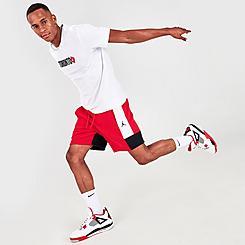 Men's Jordan Jumpman Logo Fleece Shorts