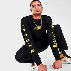 Men's Jordan Jumpman Flight Long-Sleeve T-Shirt