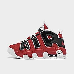 Boys' Little Kids' Nike Air More Uptempo Casual Shoes