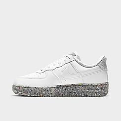 Little Kids' Nike Air Force 1 SE Casual Shoes