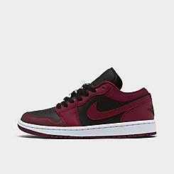 Women's Air Jordan Retro 1 Low SE Casual Shoes