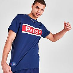 Men's Jordan Paris-Saint Germain Wordmark T-Shirt