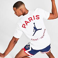 Men's Jordan Paris Saint-Germain Logo T-Shirt