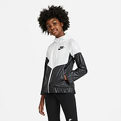 Girls' Nike Sportswear Windrunner Jacket