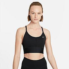 Women's Nike Dri-FIT Indy Long-Line Light-Impact Sports Bra
