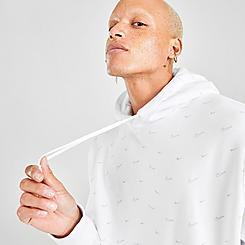 Men's Nike Sportswear Printed Club Fleece Hoodie
