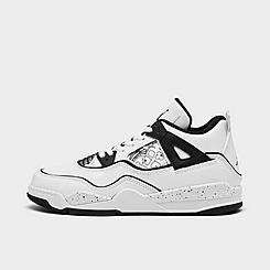 Little Kids' Air Jordan Retro 4 Basketball Shoes