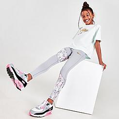 Girls' Nike Dri-FIT One Femme Leggings