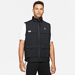 Men's Jordan Jumpman Full-Zip Vest