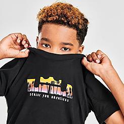 Boys' Nike Dri-FIT LeBron Palms T-Shirt