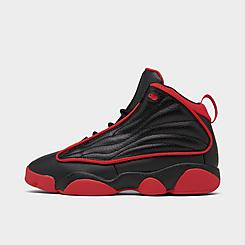 Little Kids' Jordan Pro Strong Basketball Shoes