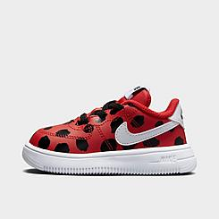 Kids' Toddler Nike Air Force 1 '18 SE Casual Shoes