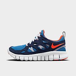 Boys' Big Kids' Nike Free Run 2 Running Shoes