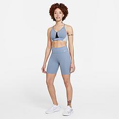 Women's Nike One Mid-Rise 7 Inch Bike Shorts