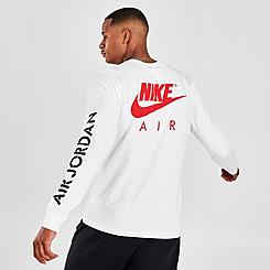 Men's Jordan AJ4 Graphic Long-Sleeve T-Shirt