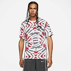 Men's Nike Festival Tie-Dye Basketball T-Shirt