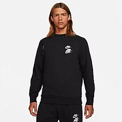 Men's Nike Sportswear World Tour Crewneck Sweatshirt