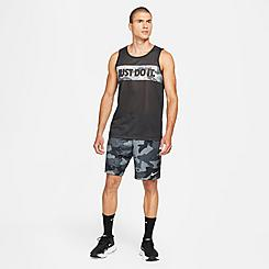 Men's Nike Dri-FIT Camo Training Shorts