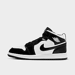 Little Kids' Jordan 1 Mid SE Casual Shoes