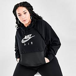 Women's Nike Air Hoodie (Plus Size)