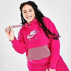 Women's Nike Air Hoodie (Plus Size)
