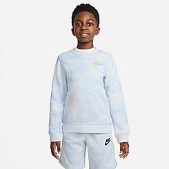 Kids' Nike Sportswear Magic Club Crewneck Sweatshirt