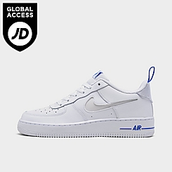 Big Kids' Nike Air Force 1 '07 LV8 Casual Shoes