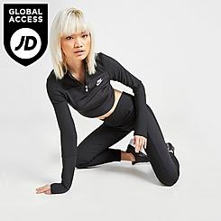 Women's Nike Sportswear Emea Ribbed Crop Leggings