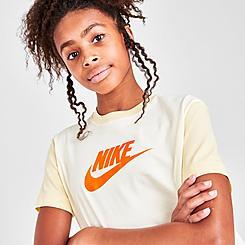 Girls' Nike Sportswear Colorblock T-Shirt