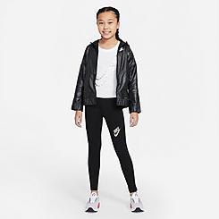 Girls' Nike Sportswear Favorites Pastel High-Waisted Leggings