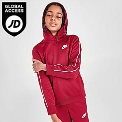 Kids' Nike Sportswear Repeat Tape Hoodie