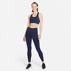 Women's Nike Dri-FIT One Luxe Icon Clash Mid-Rise 7/8 Leggings
